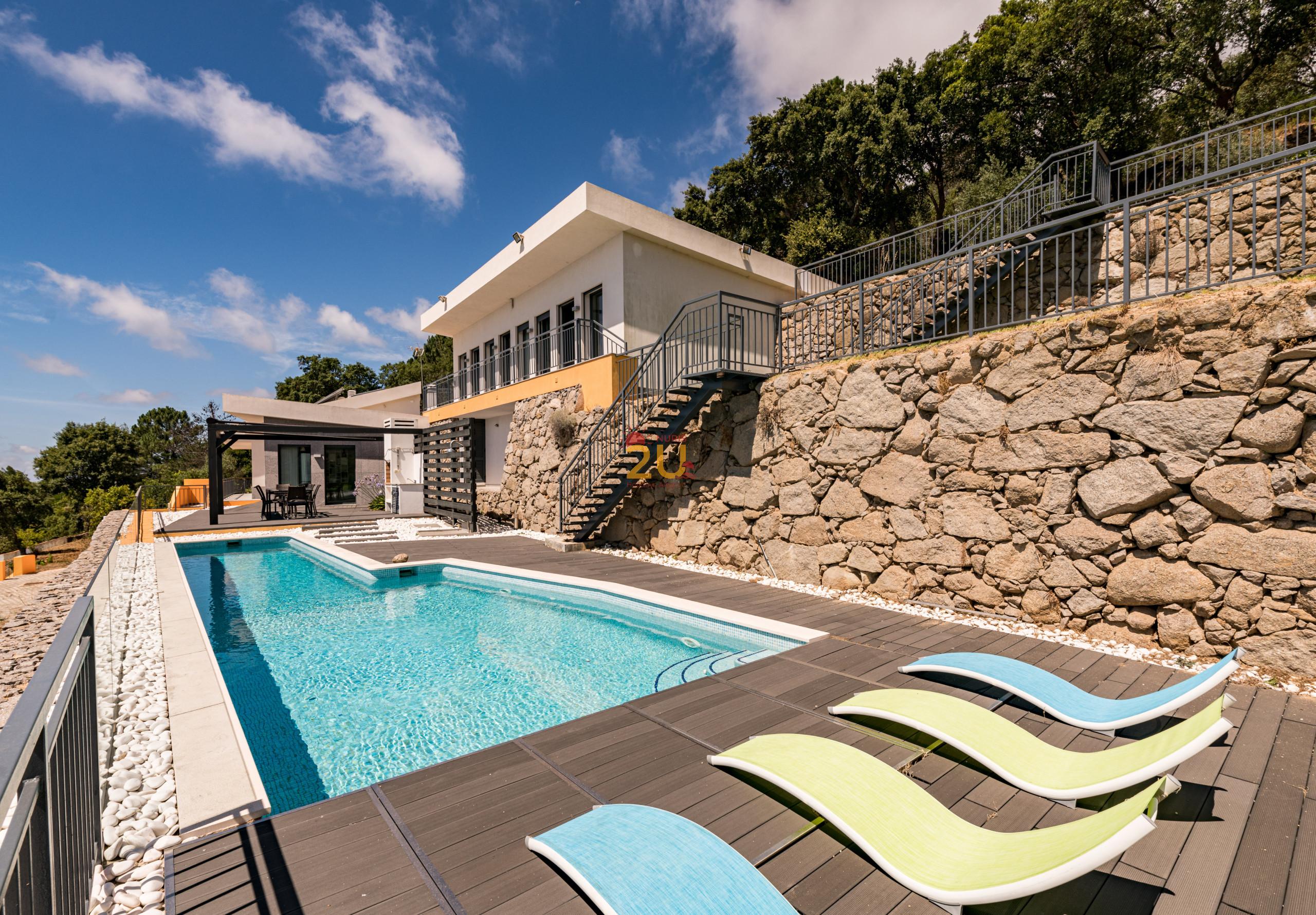 Villa em Monchique - Villa Monchique View