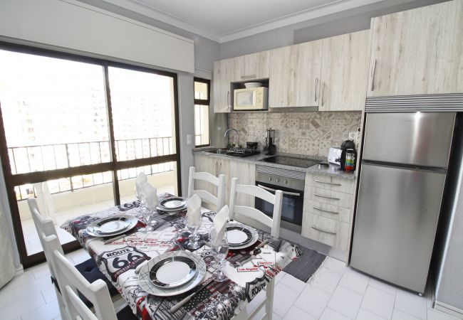in Portimão - Gray Apartment Praia Rocha